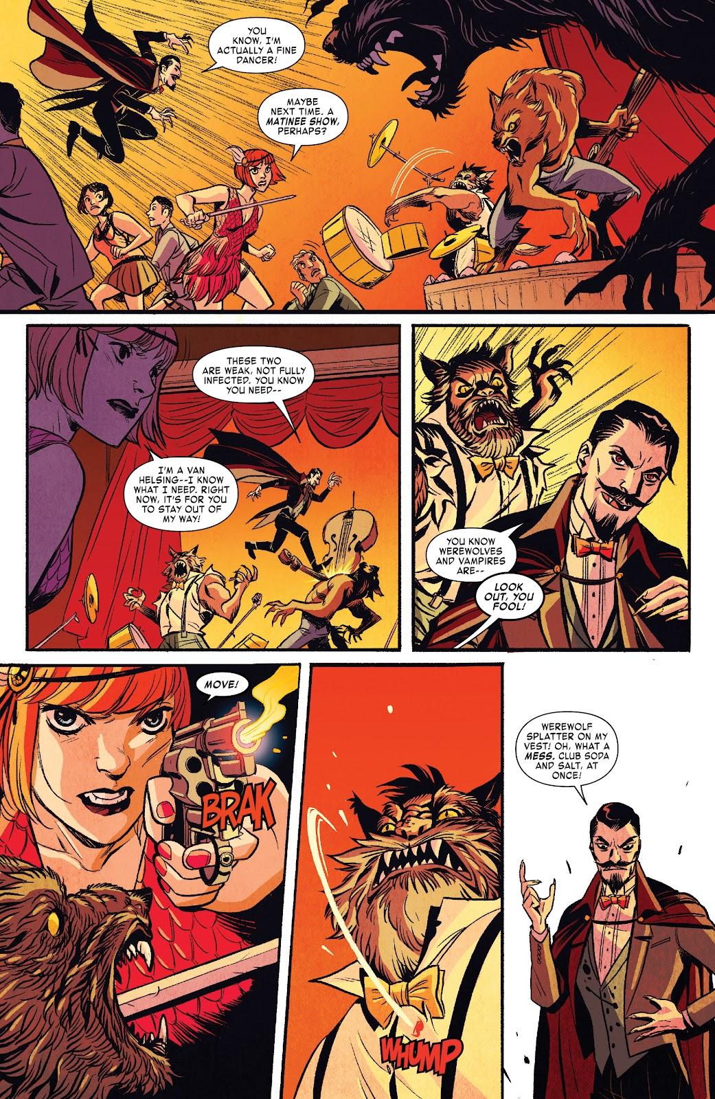 Read online Bizarre Adventures (2019) comic -  Issue # Full - 28