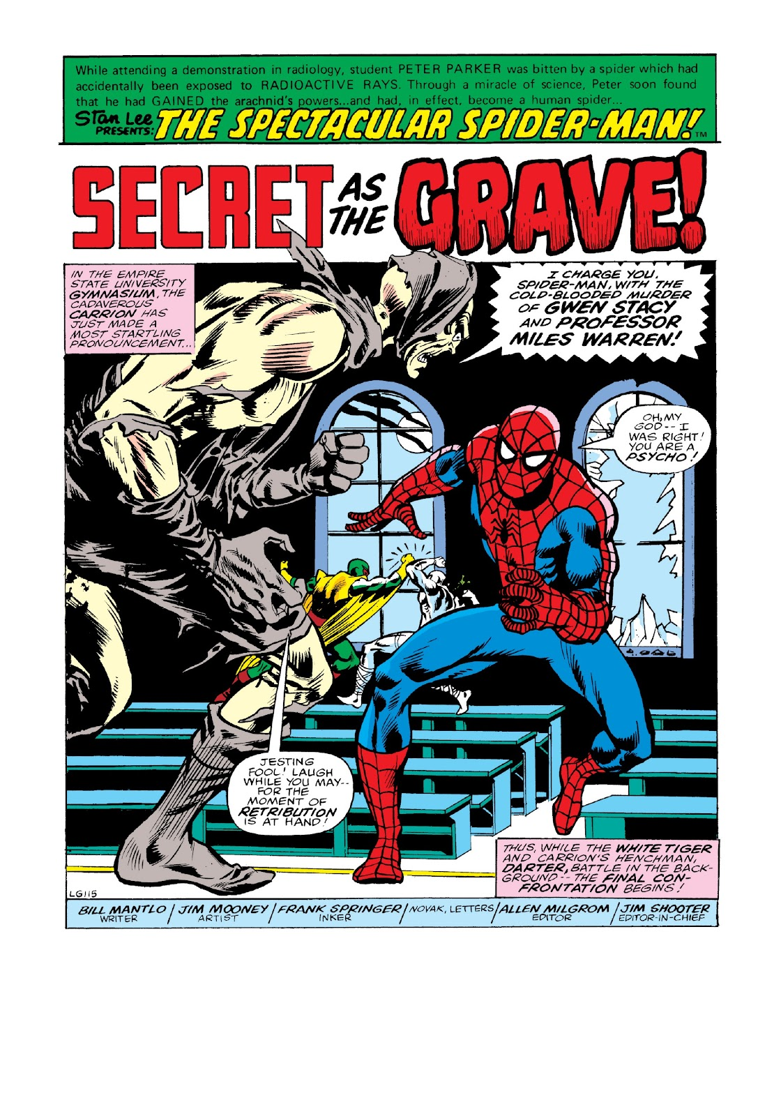 Read online Marvel Masterworks: The Spectacular Spider-Man comic -  Issue # TPB 2 (Part 3) - 63