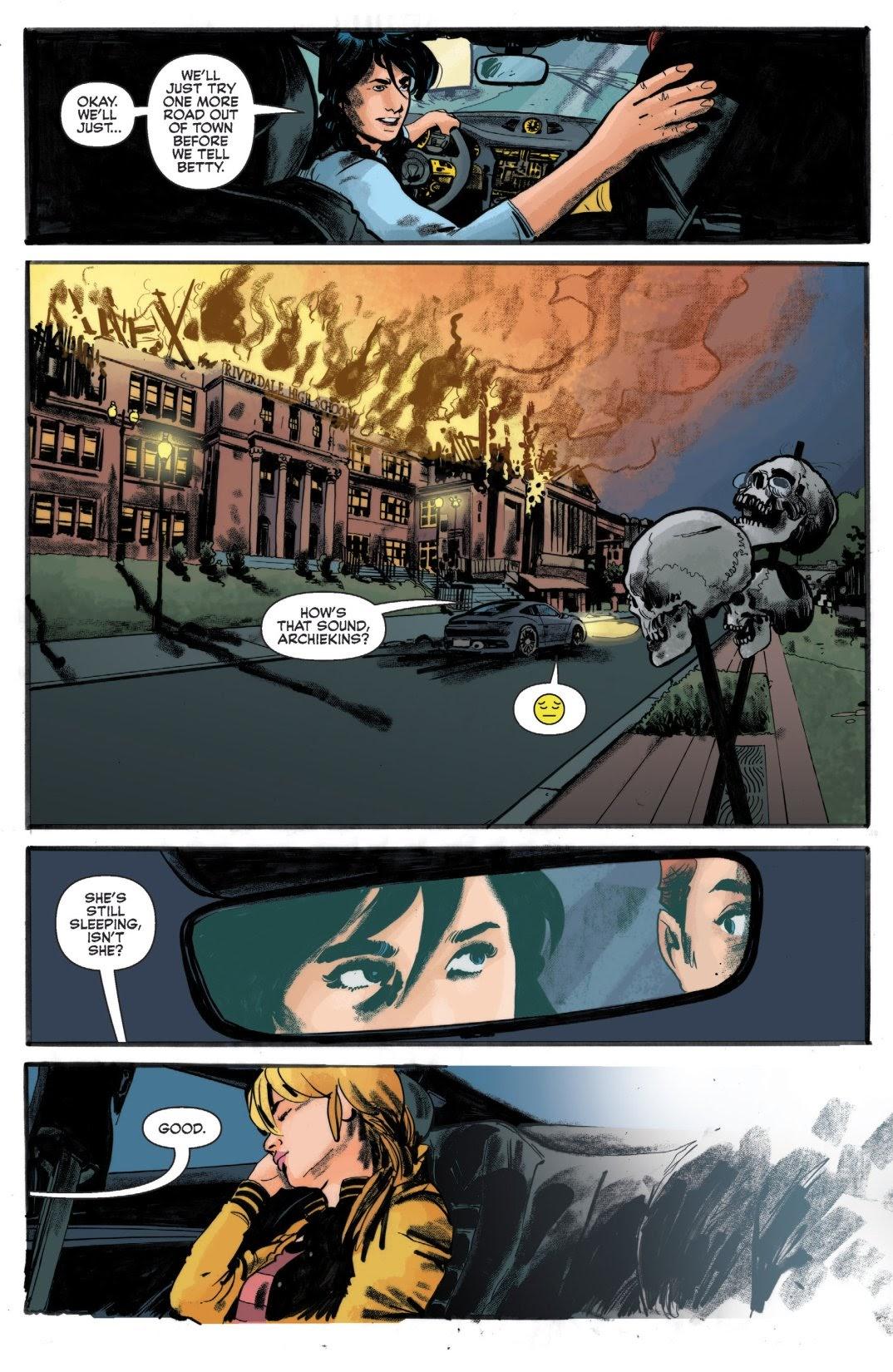 Archie vs. Predator II #1 #1 - English 15