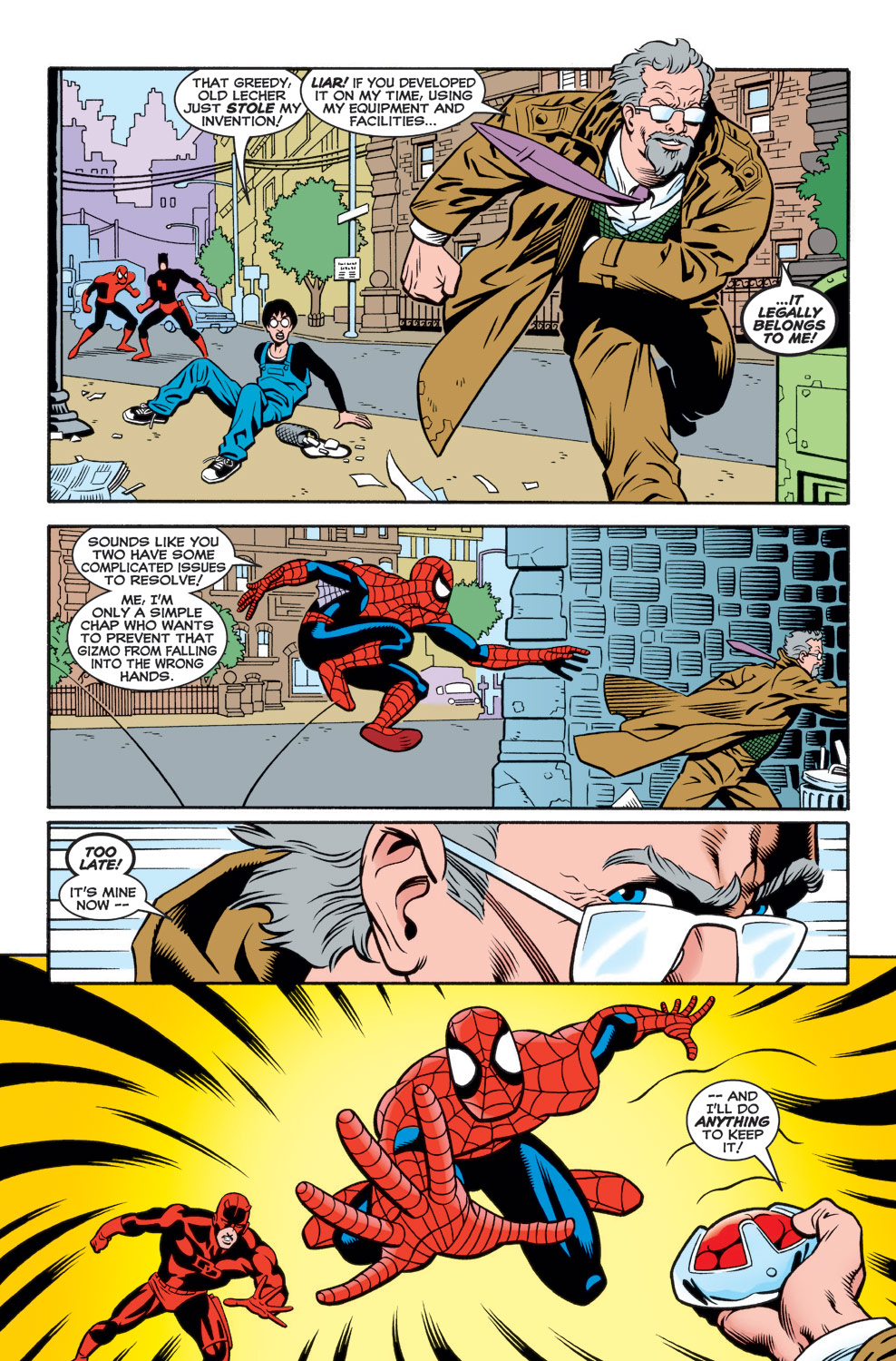 The Amazing Spider-Man (1963) 438 Page 19