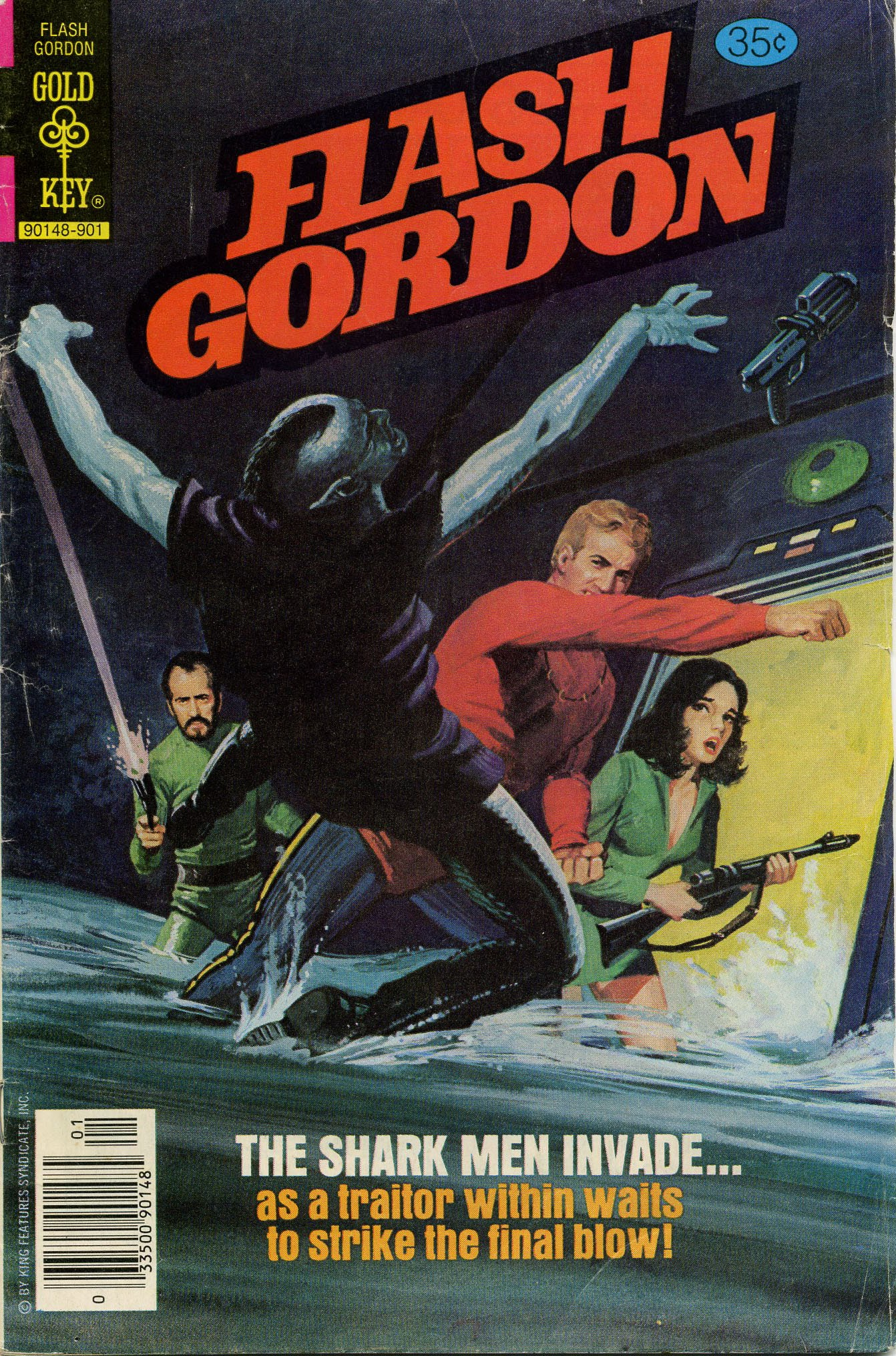 Flash Gordon (1978) 21 Page 1