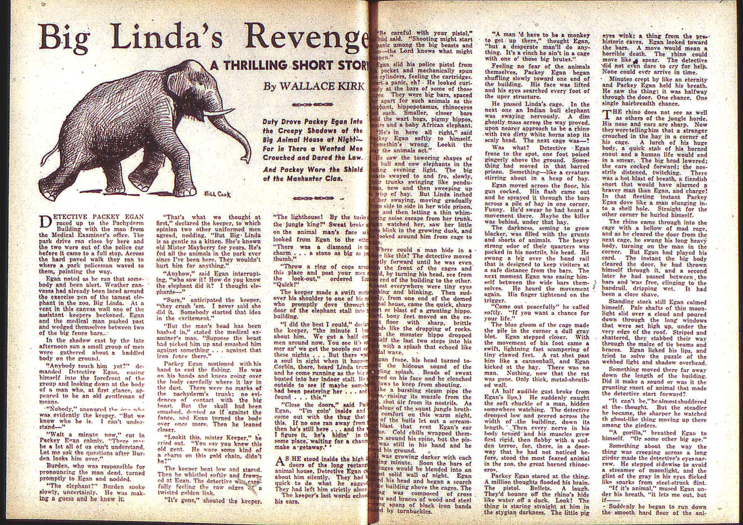 Read online Adventure Comics (1938) comic -  Issue #2 - 11