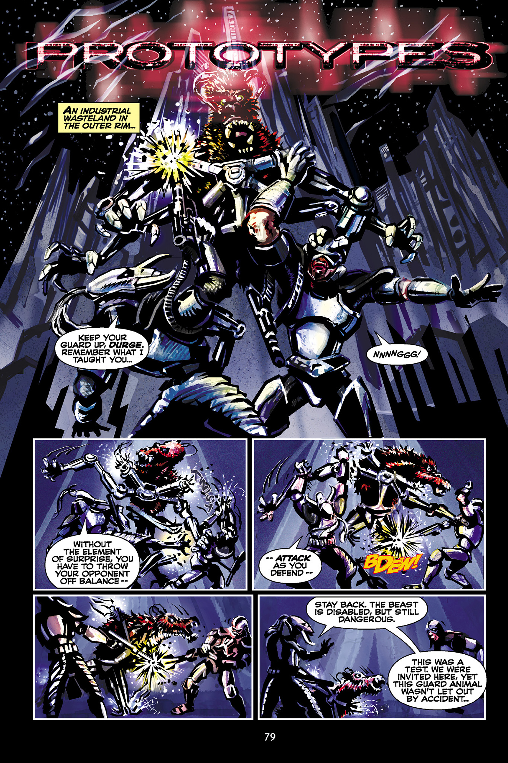 Read online Star Wars Omnibus comic -  Issue # Vol. 30 - 77