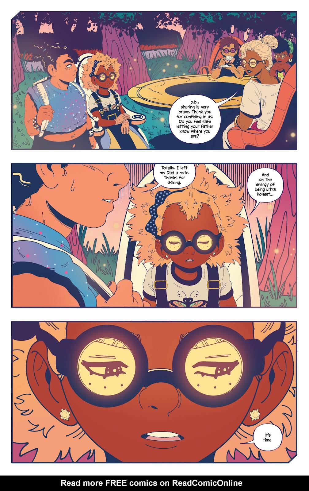 Read online b.b. free comic -  Issue #2 - 17
