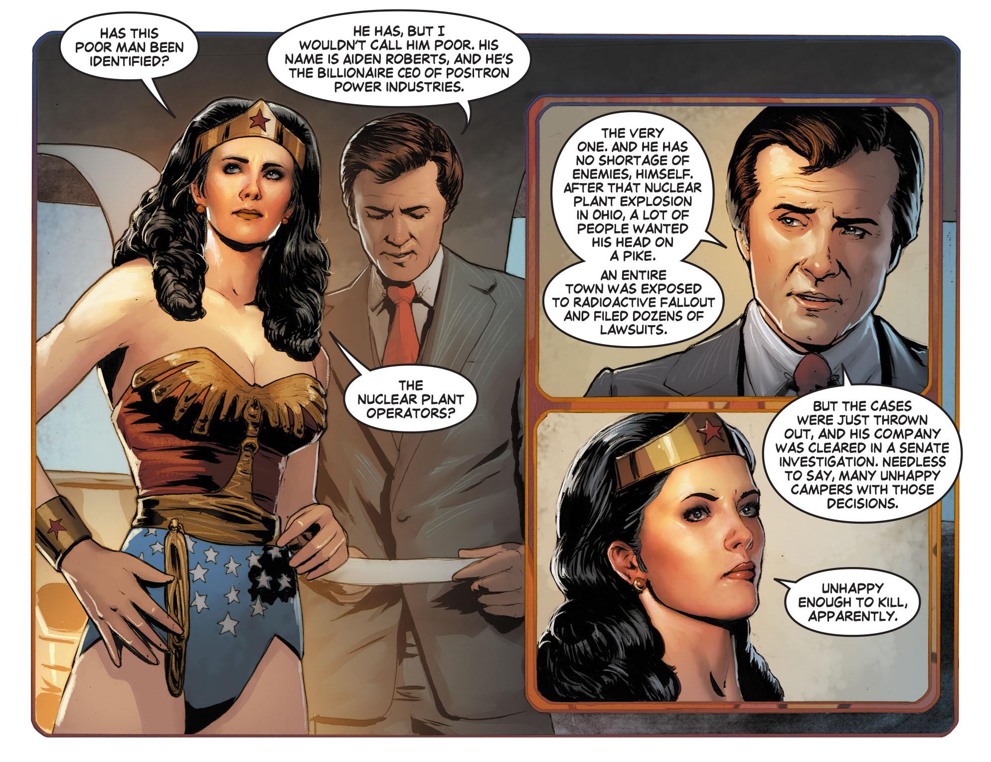 Read online Wonder Woman '77 [I] comic -  Issue #10 - 11