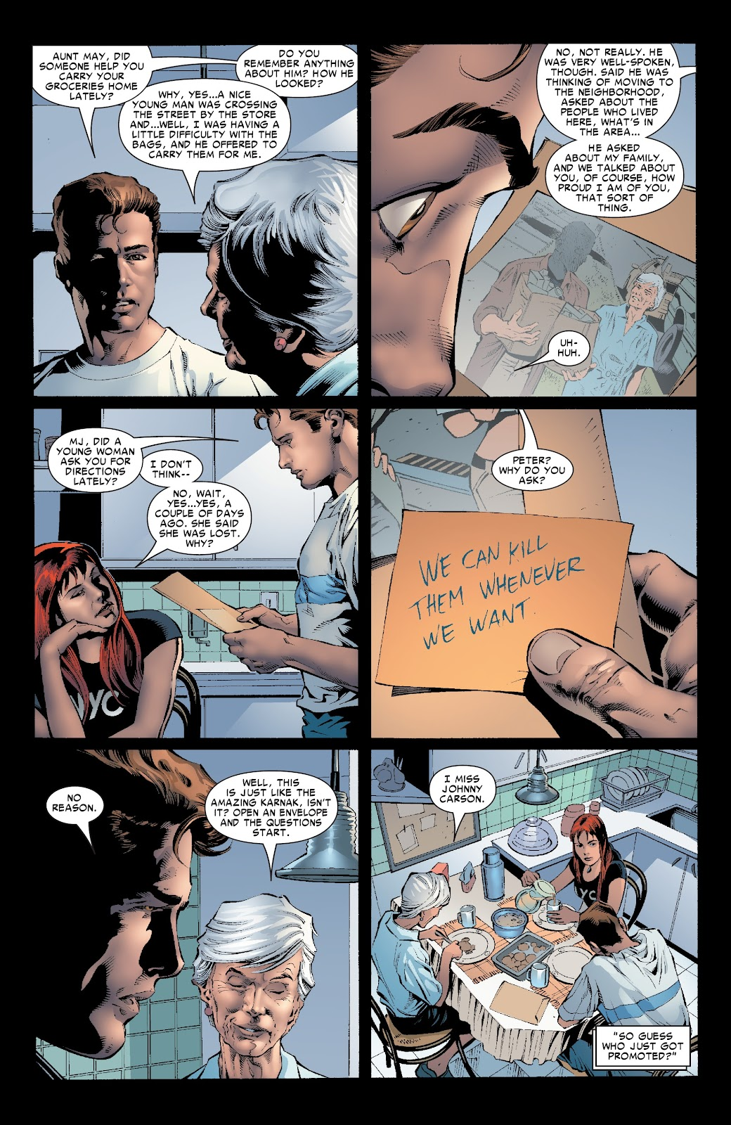 The Amazing Spider-Man by JMS Ultimate Collection issue TPB 3 (Part 2) - Page 68