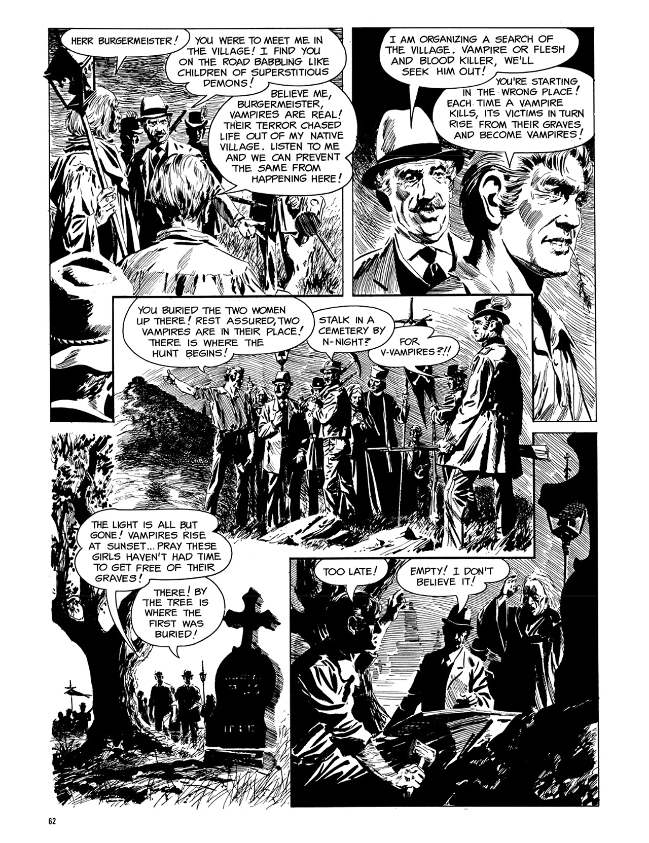 Read online Eerie Archives comic -  Issue # TPB 5 - 63
