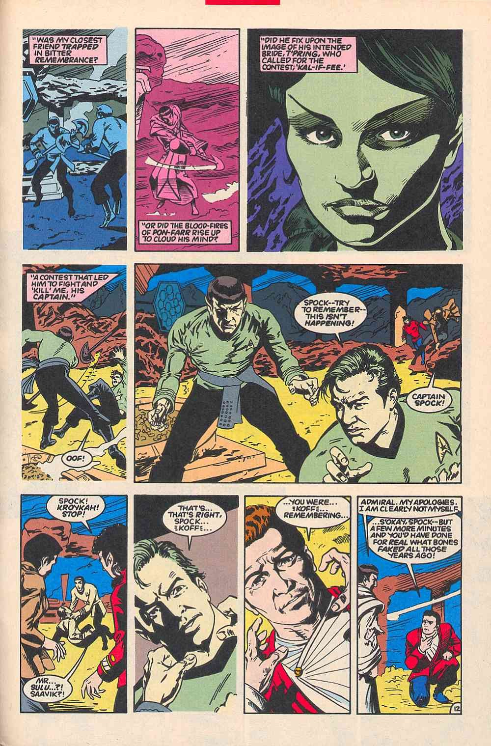 Read online Star Trek (1989) comic -  Issue # _Special 1 - 59