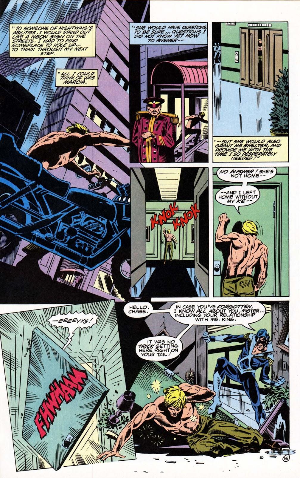 Vigilante (1983) issue 21 - Page 18