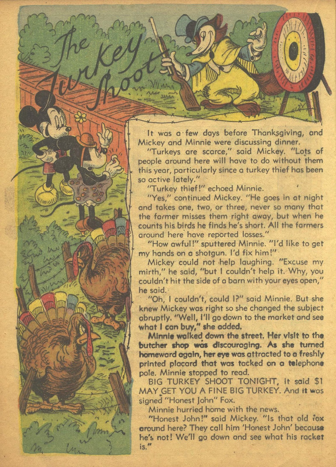 Walt Disney's Comics and Stories issue 63 - Page 34