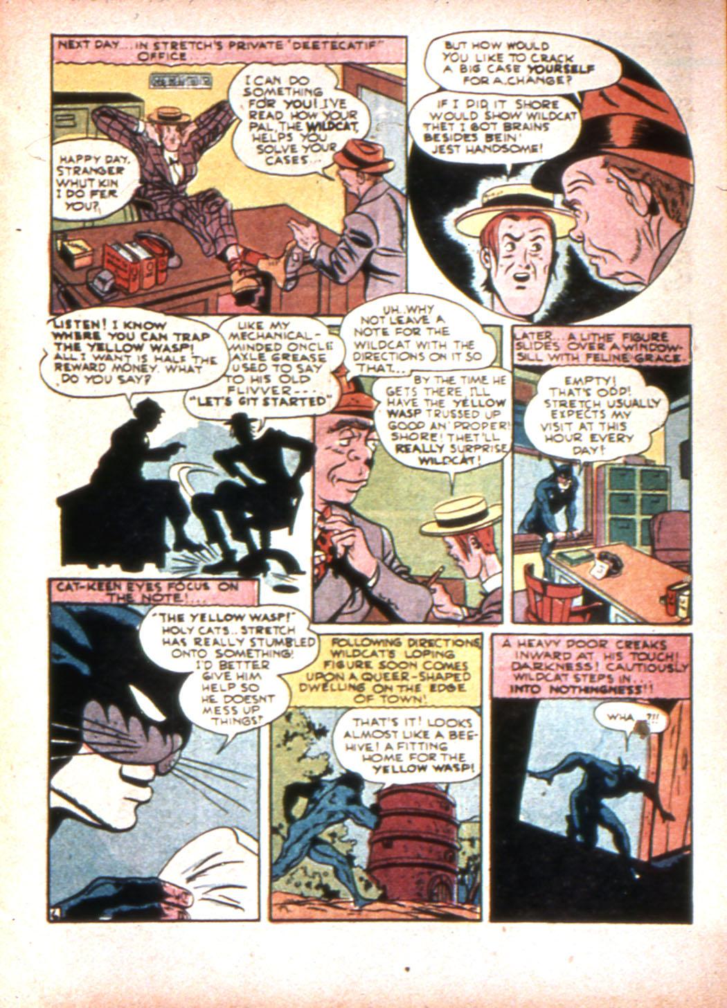 Read online Sensation (Mystery) Comics comic -  Issue #20 - 54
