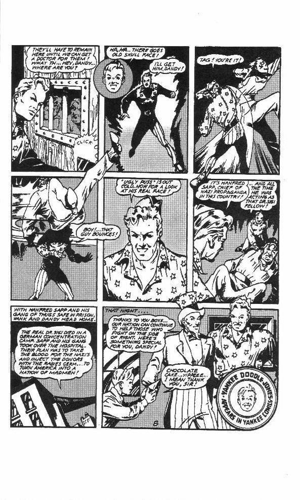 Read online Men of Mystery Comics comic -  Issue #48 - 23