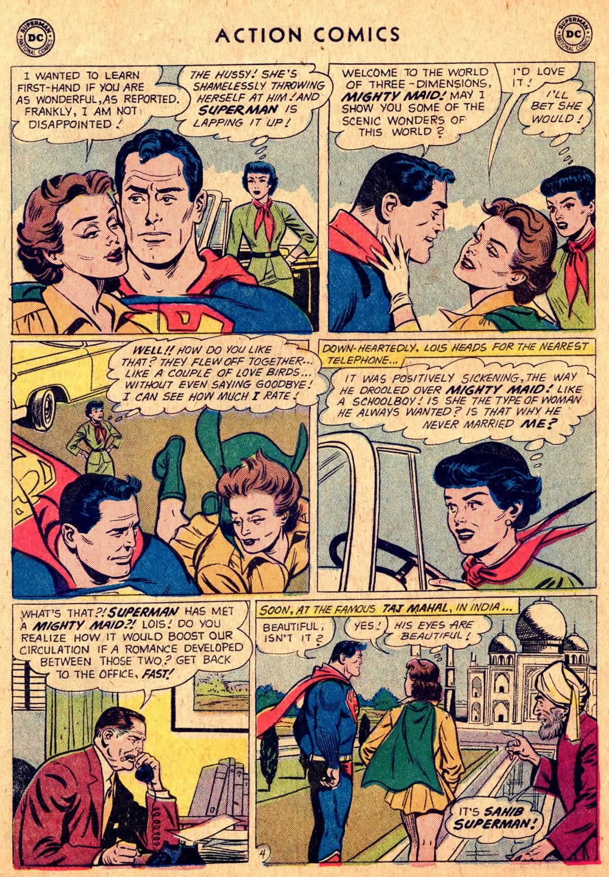 Action Comics (1938) 260 Page 4