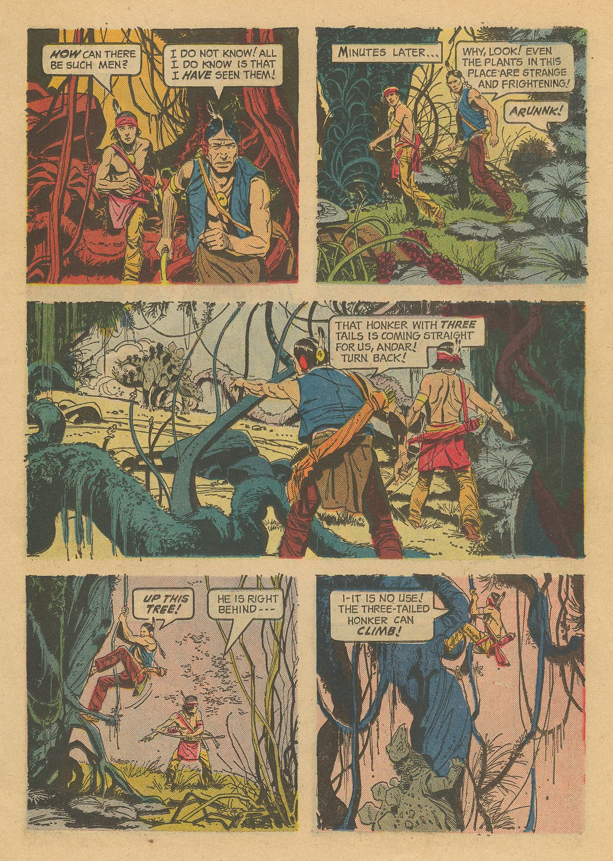 Read online Turok, Son of Stone comic -  Issue #31 - 11
