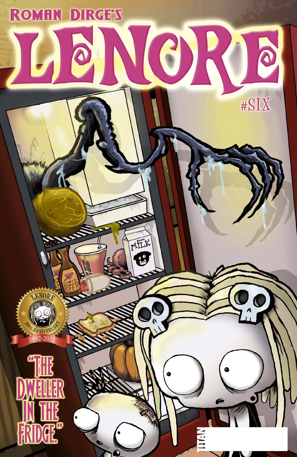 Lenore (2009) issue 6 - Page 1