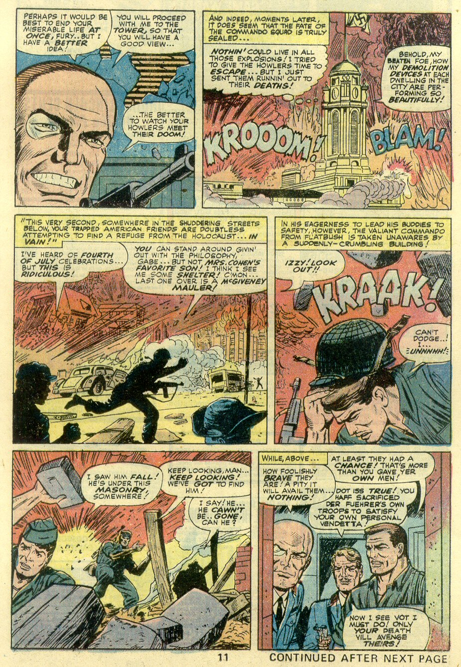 Read online Sgt. Fury comic -  Issue #131 - 13