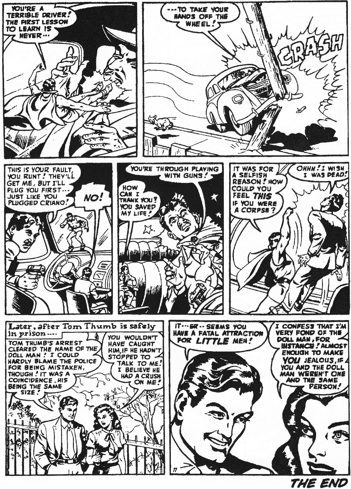 Read online Men of Mystery Comics comic -  Issue #75 - 22