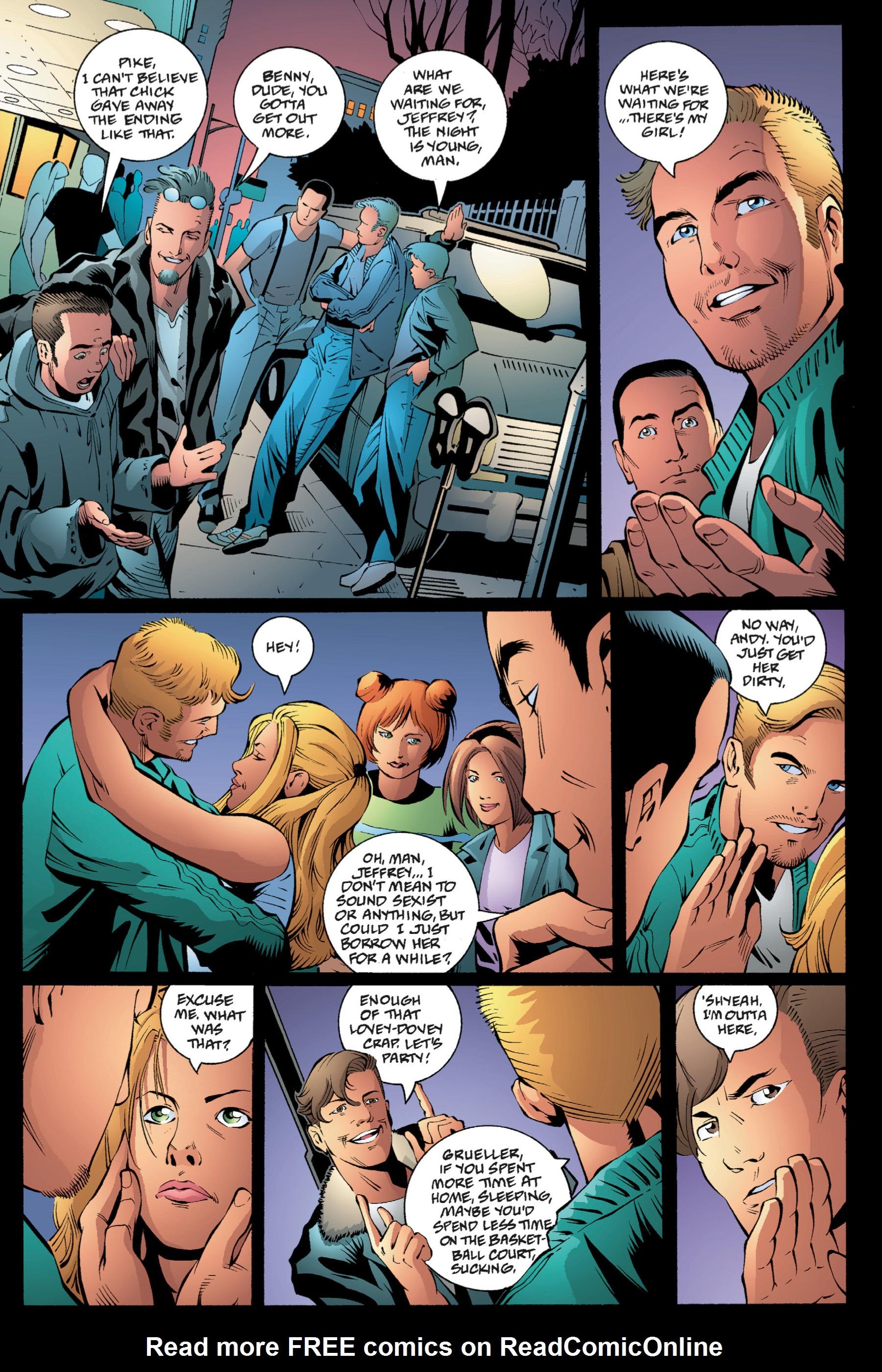 Read online Buffy the Vampire Slayer: Omnibus comic -  Issue # TPB 1 - 41