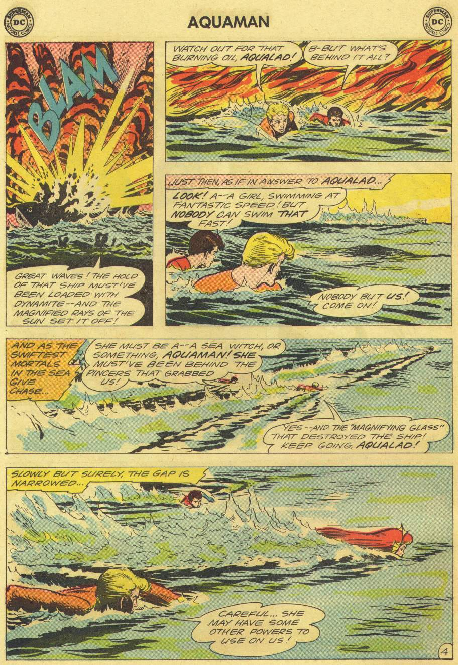 Read online Aquaman (1962) comic -  Issue #11 - 6