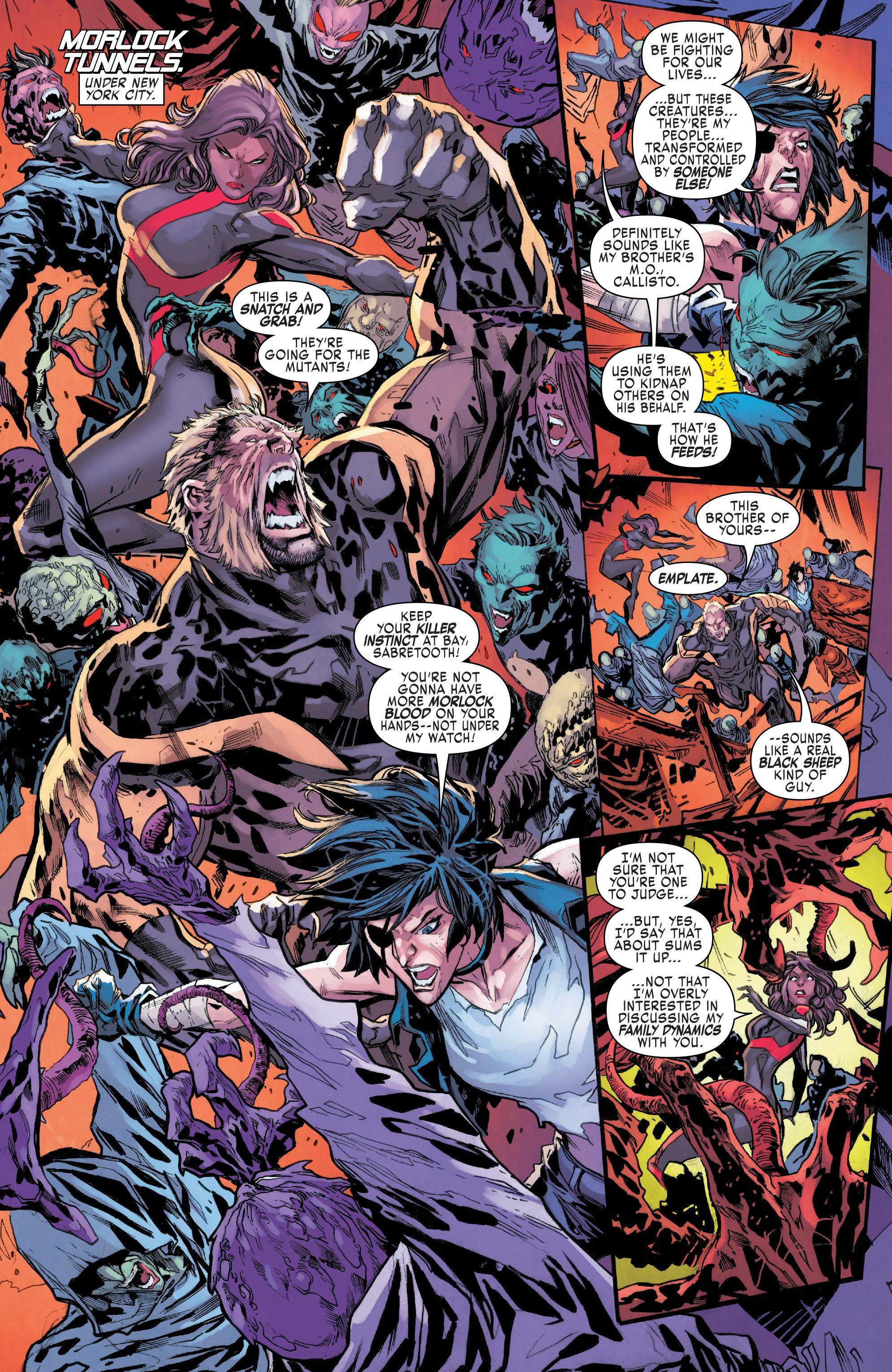 Read online Uncanny X-Men (2016) comic -  Issue #8 - 9