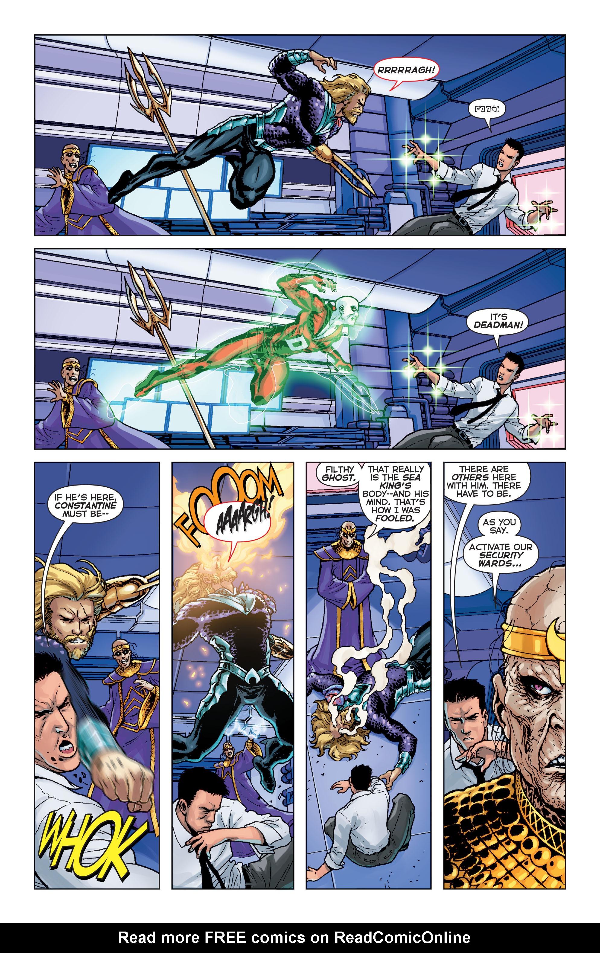 Read online Trinity of Sin: Pandora comic -  Issue #8 - 5