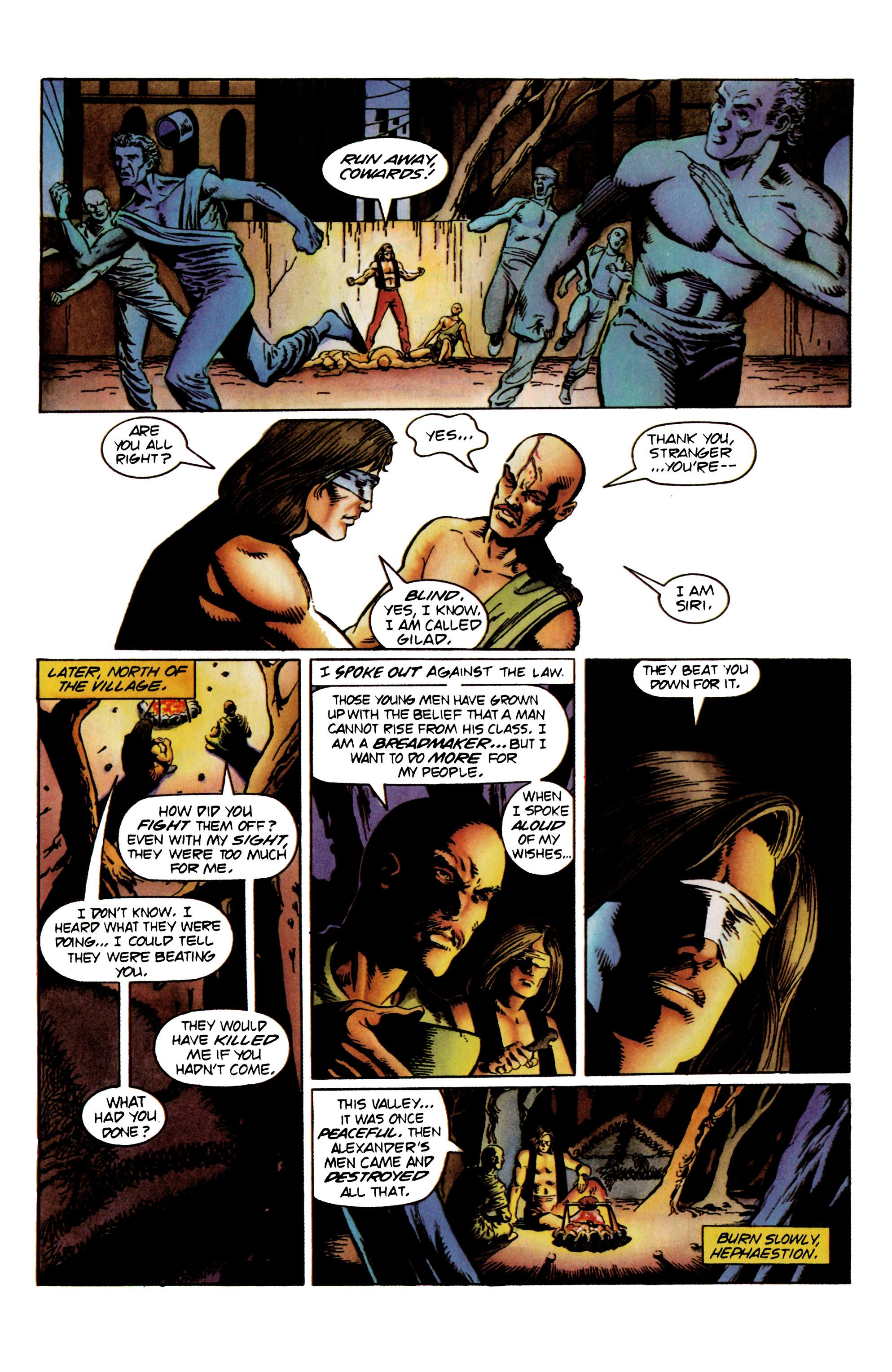 Read online Eternal Warrior (1992) comic -  Issue #23 - 18