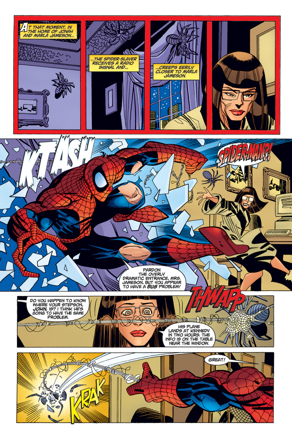 The Amazing Spider-Man (1999) 21 Page 9