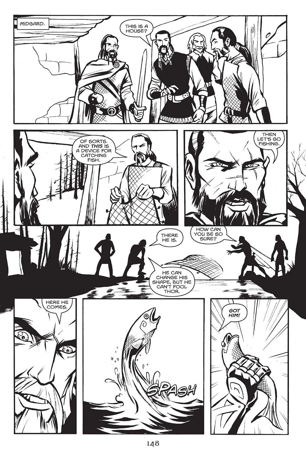 Read online Gods of Asgard comic -  Issue # TPB (Part 2) - 50