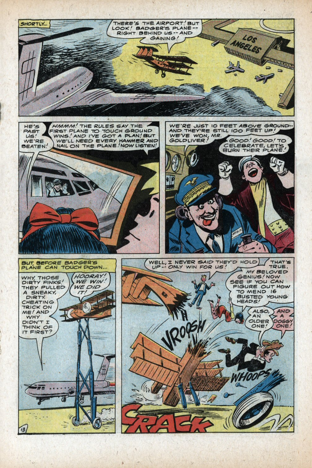 The Adventures of Bob Hope issue 105 - Page 19