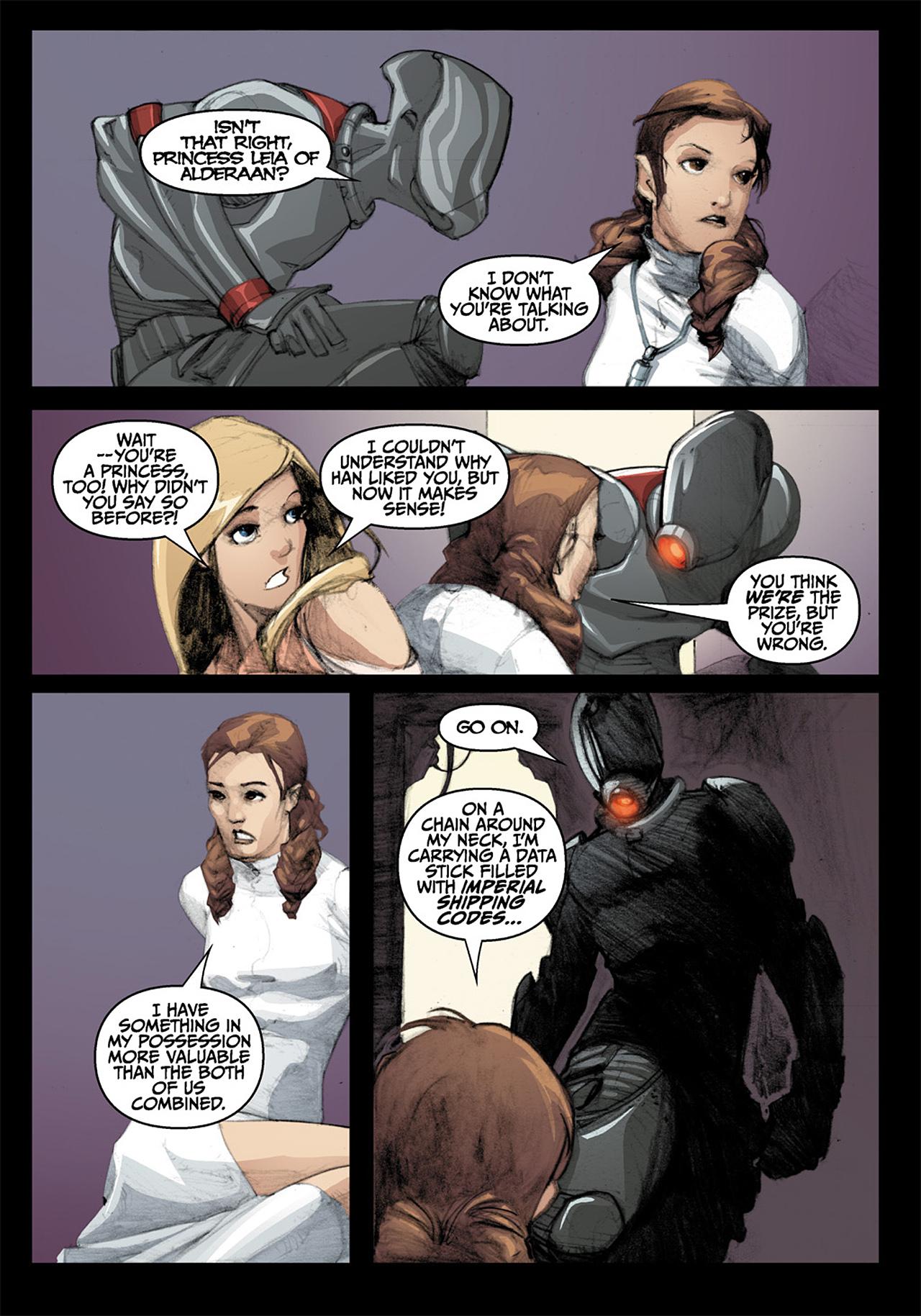 Read online Star Wars Omnibus comic -  Issue # Vol. 33 - 134