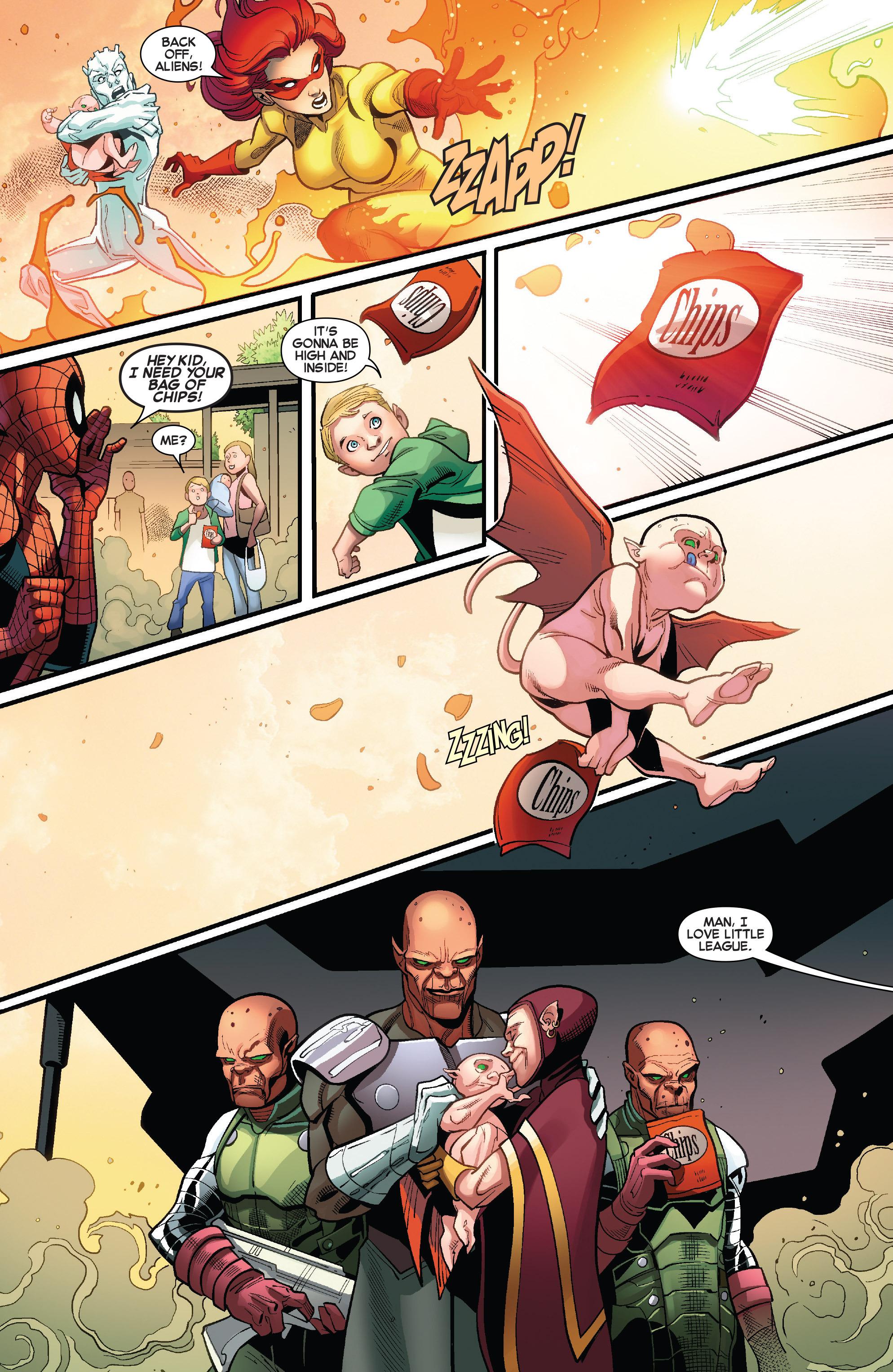 Read online Amazing X-Men (2014) comic -  Issue #7 - 20