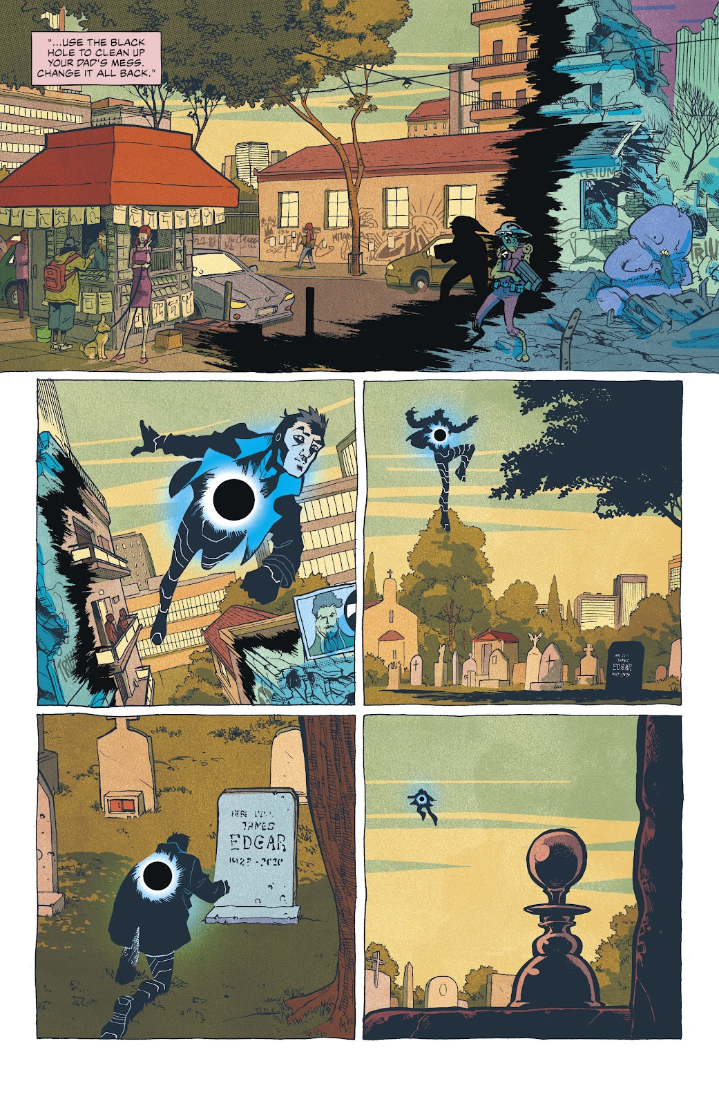 Collapser issue 6 - Page 22