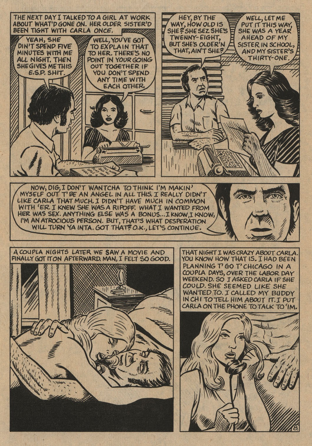 American Splendor (1976) issue 6 - Page 11