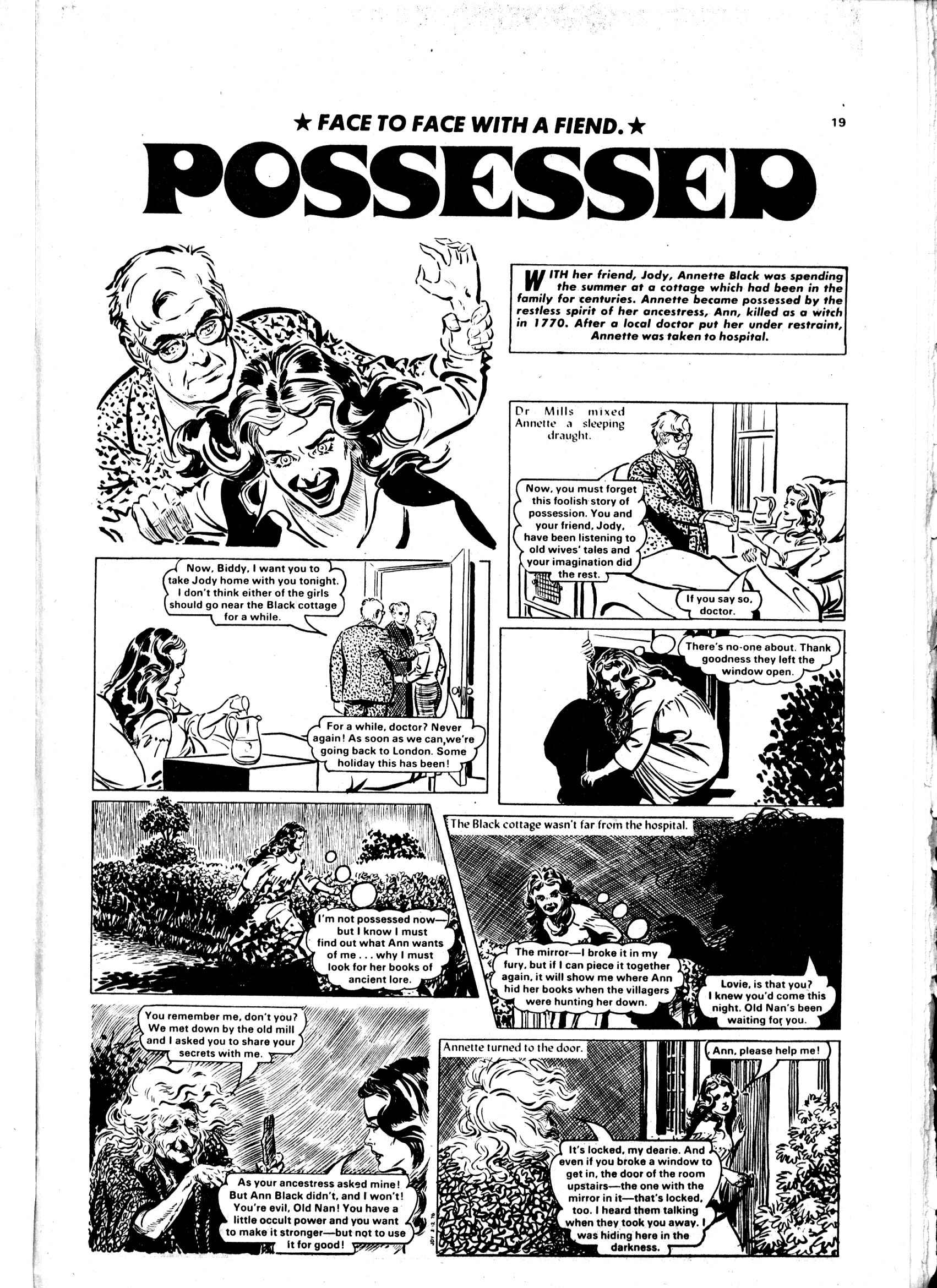 Read online Judy comic -  Issue #986 - 19