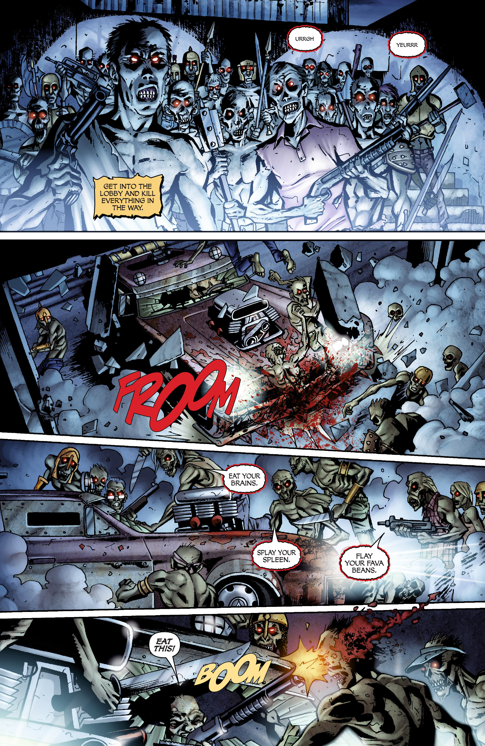 Read online Army of Darkness: From the Ashes comic -  Issue #Army of Darkness: From the Ashes TPB - 89