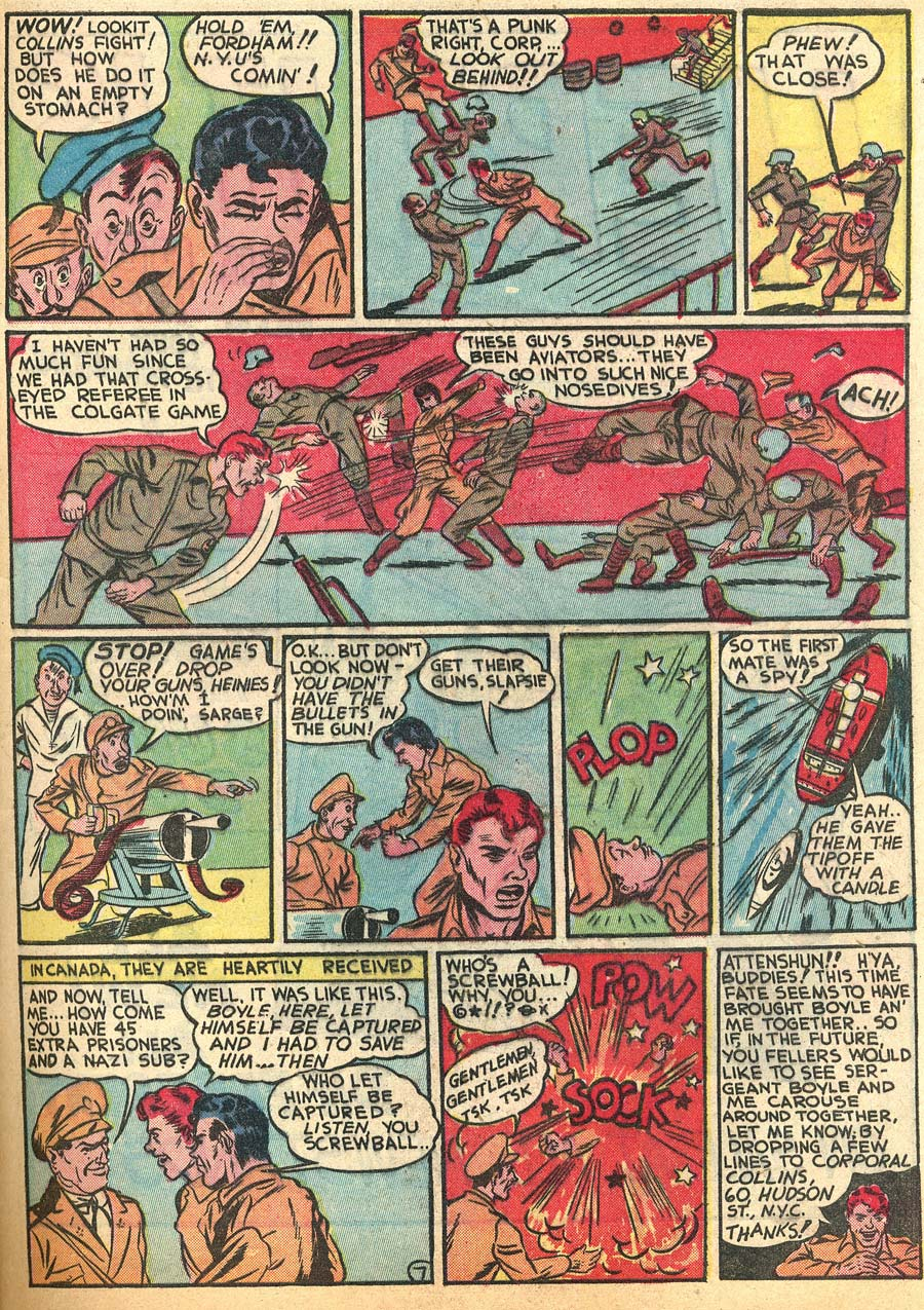 Blue Ribbon Comics (1939) issue 9 - Page 41