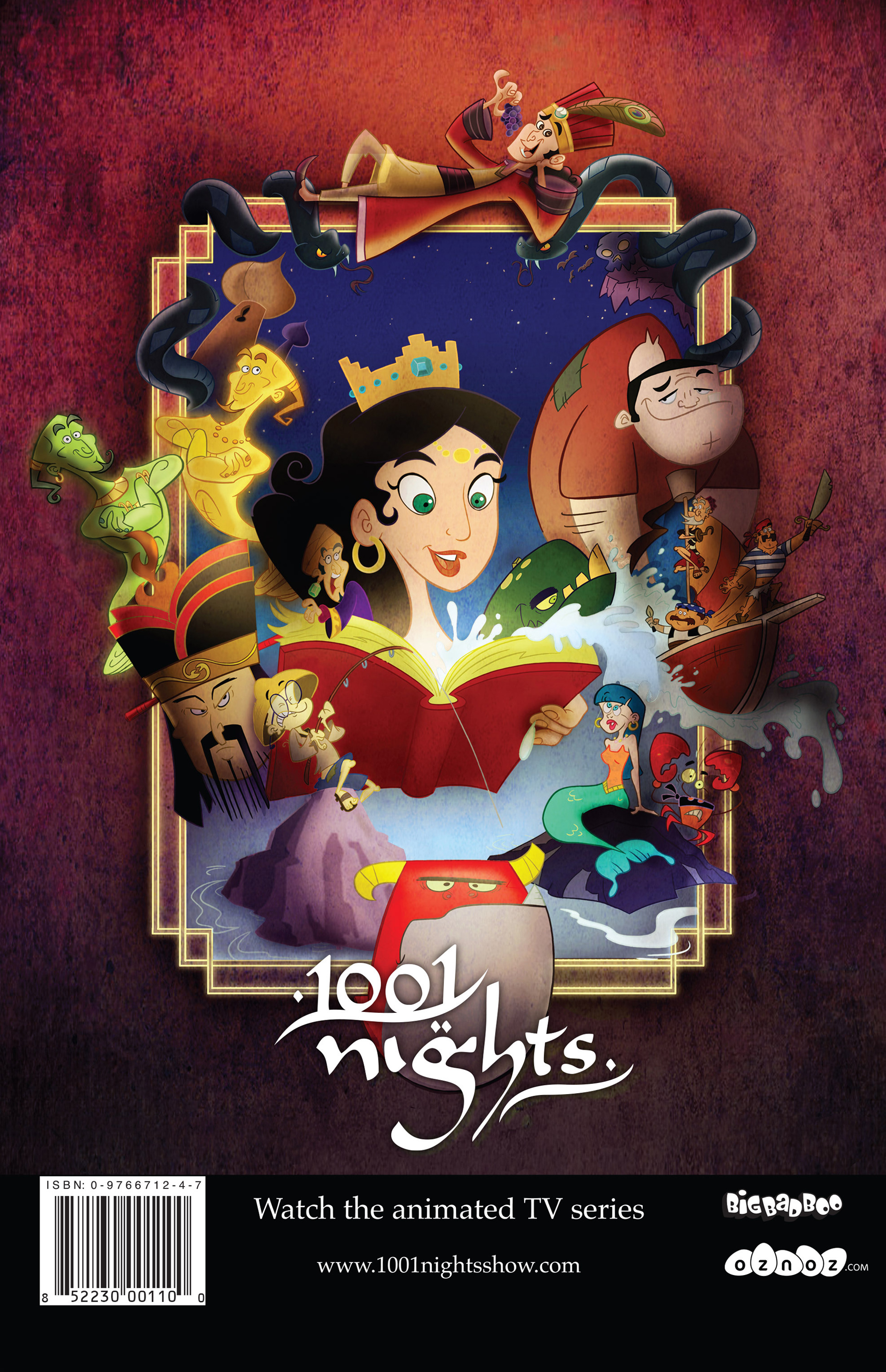 Read online 1001 Nights comic -  Issue #3 - 28