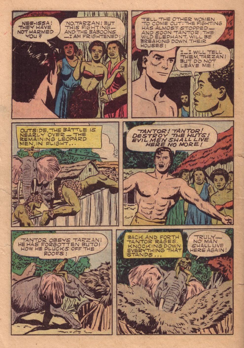 Tarzan (1948) issue 40 - Page 40