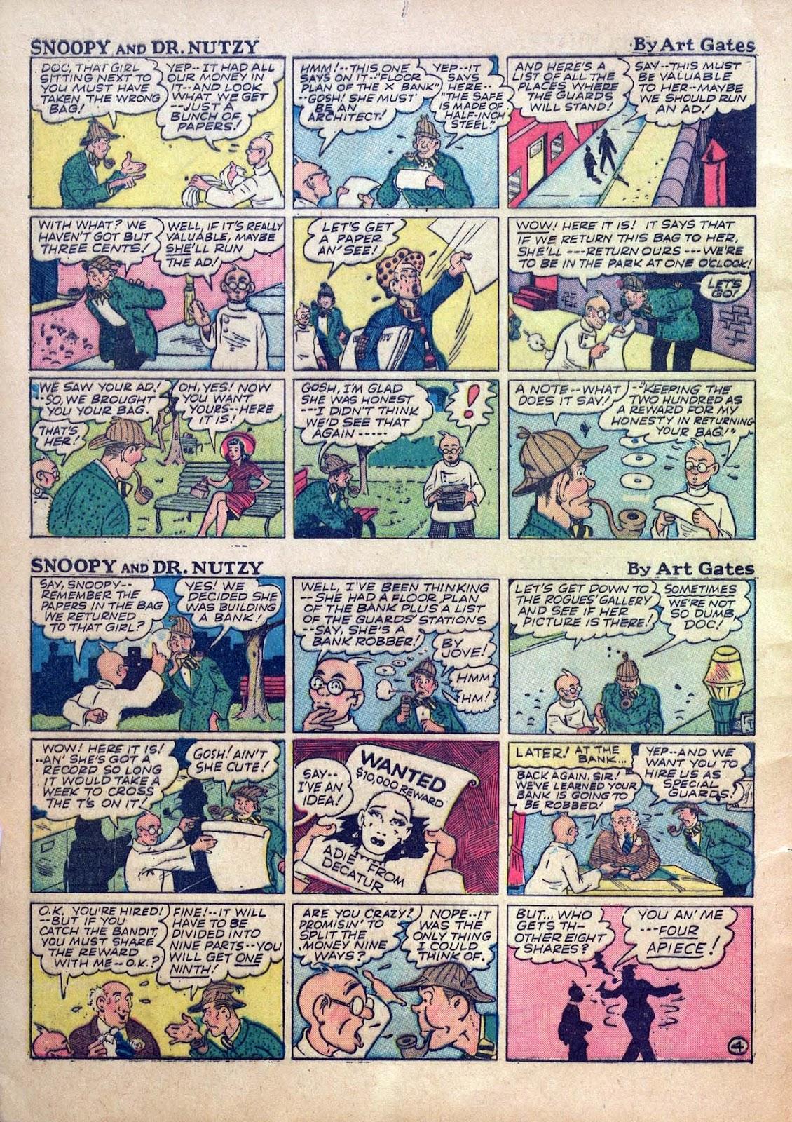 Read online Joker Comics comic -  Issue #1 - 6