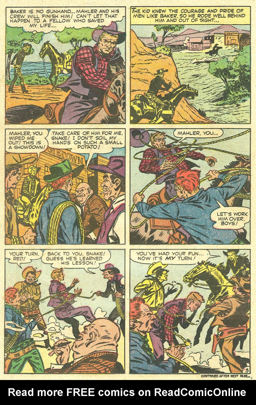 Read online Two-Gun Kid comic -  Issue #32 - 18