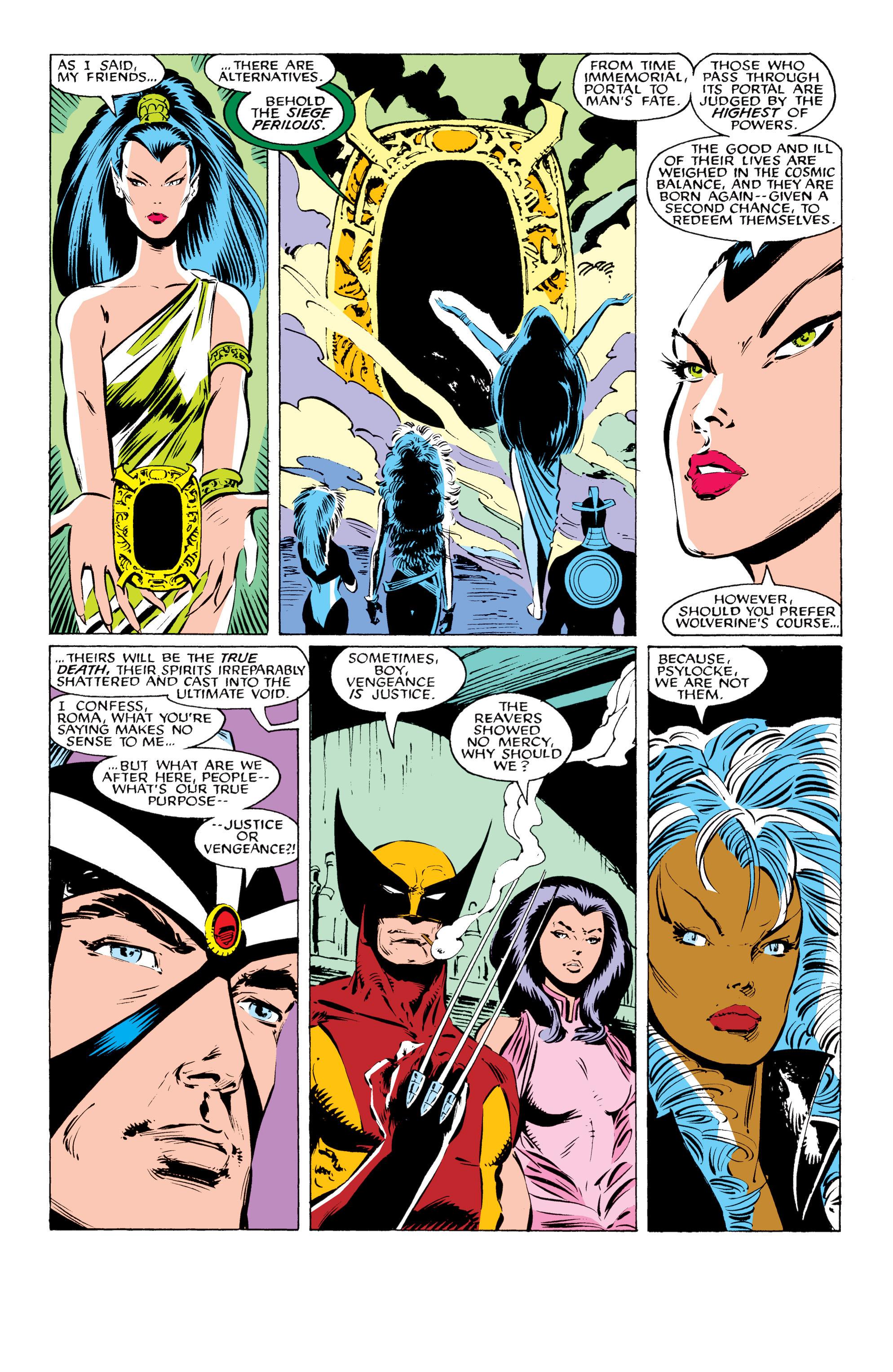 Read online Uncanny X-Men (1963) comic -  Issue #229 - 19