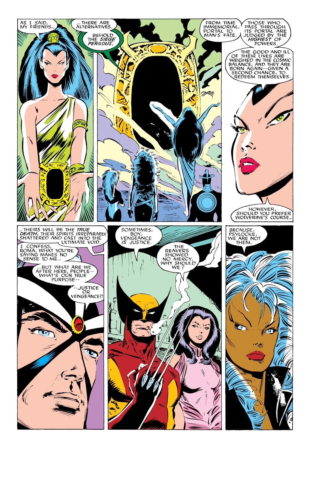 Uncanny X-Men (1963) issue 229 - Page 19