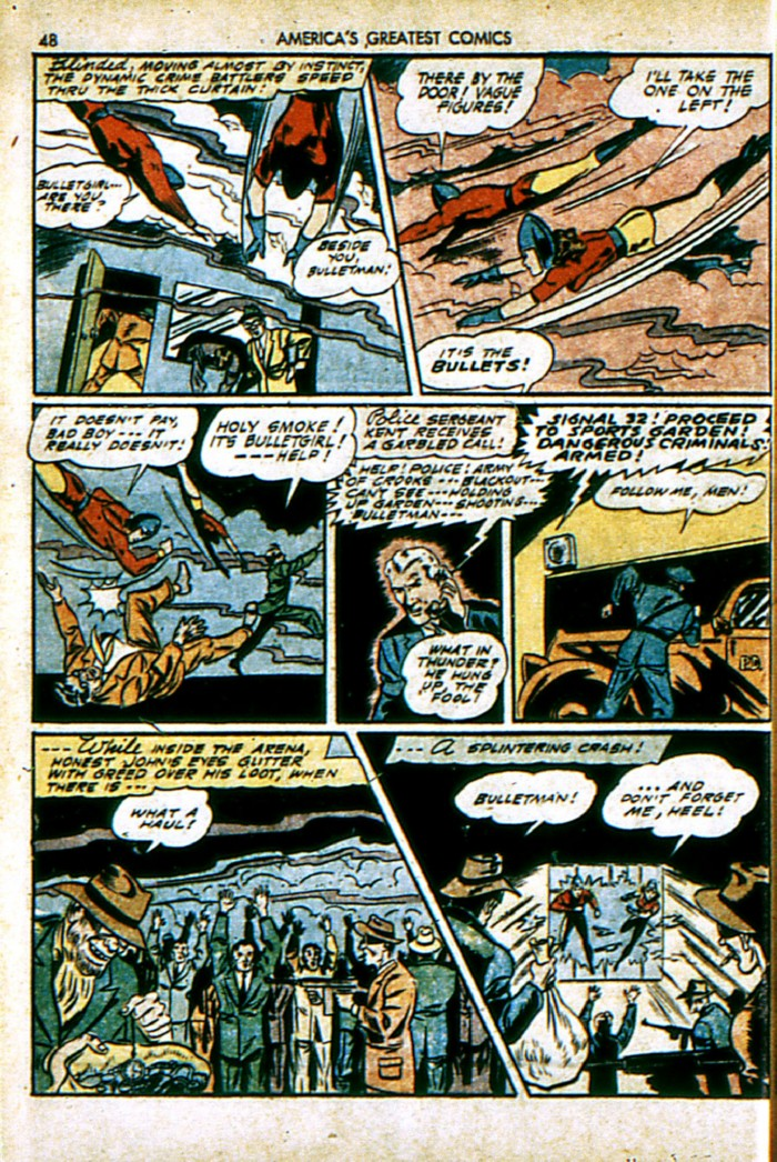 Read online America's Greatest Comics comic -  Issue #4 - 48