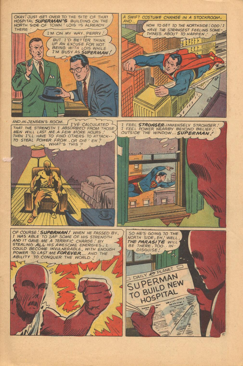 Read online Action Comics (1938) comic -  Issue #340 - 7