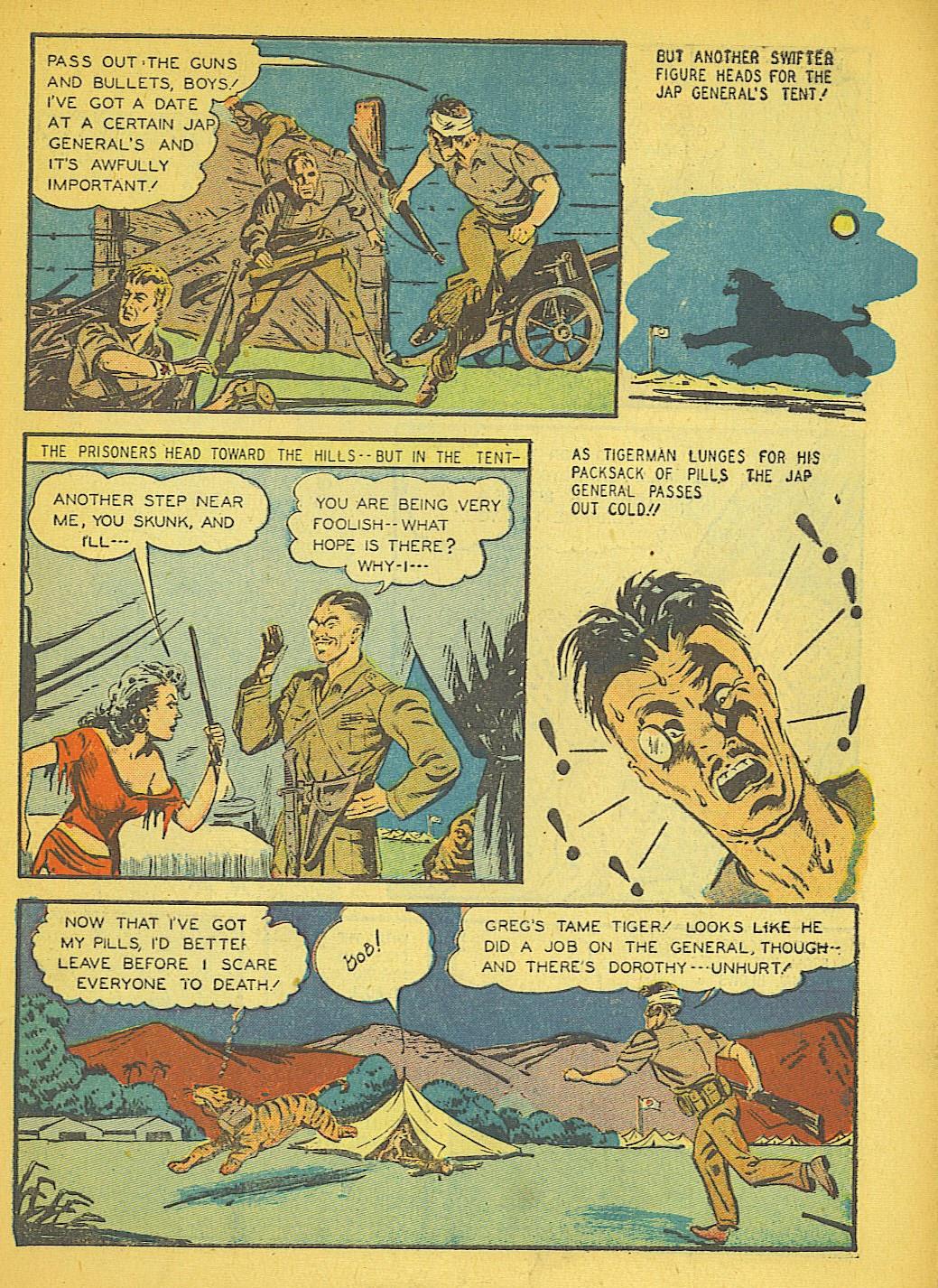 Read online Super-Magician Comics comic -  Issue #19 - 43