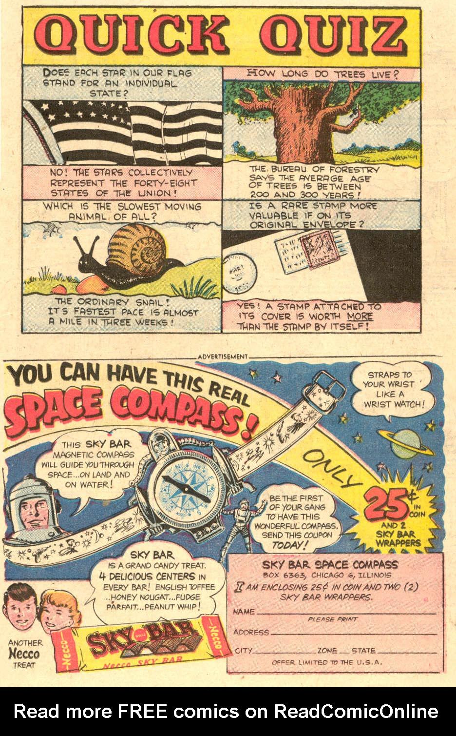 Read online Adventure Comics (1938) comic -  Issue #193 - 15