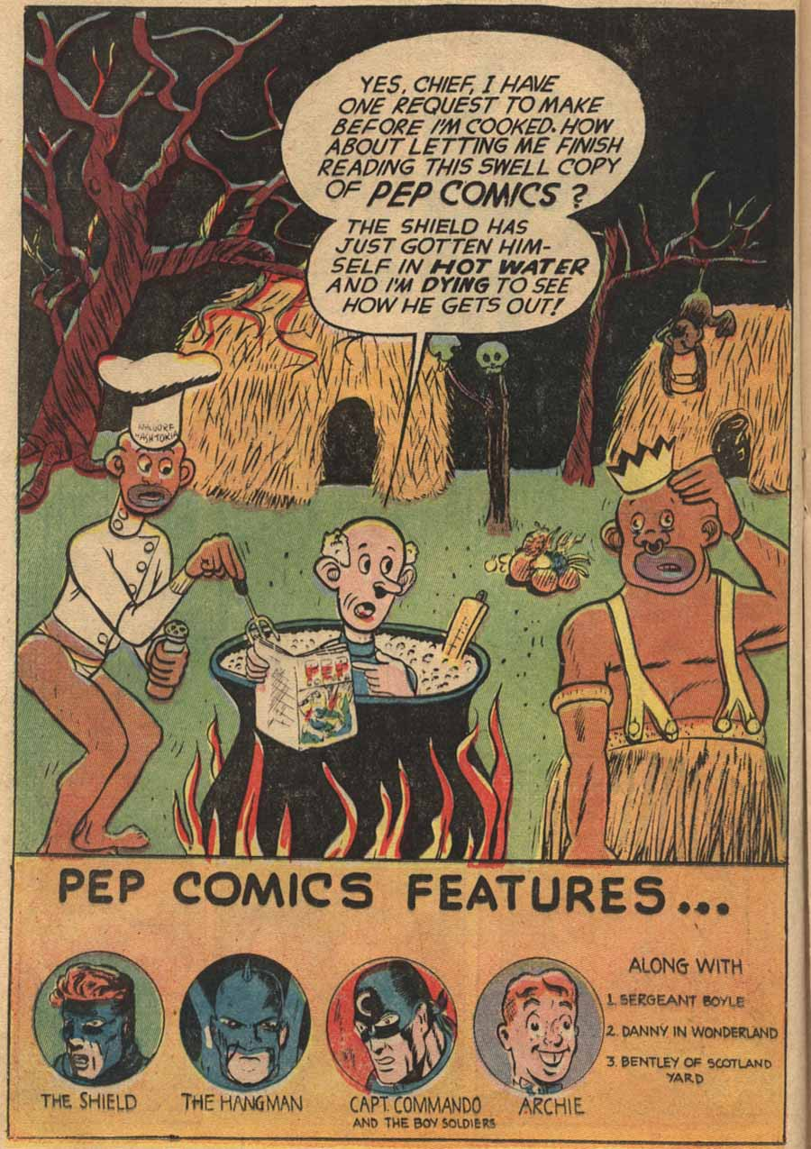 Zip Comics issue 37 - Page 28