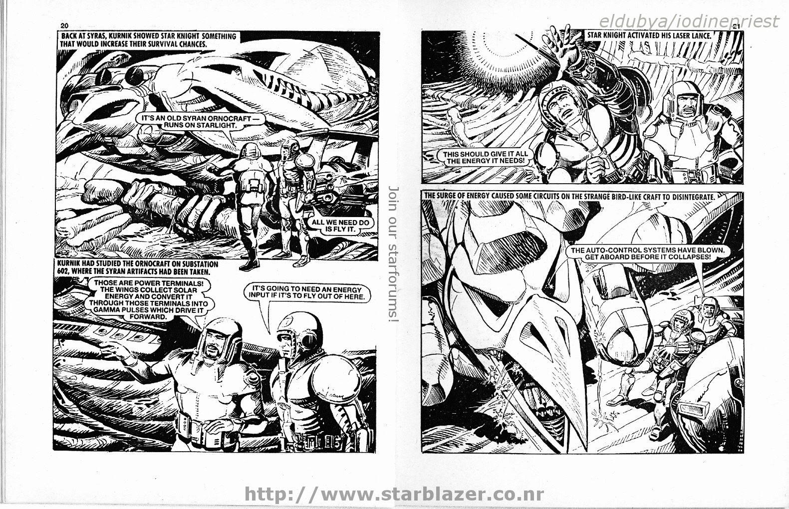 Starblazer issue 171 - Page 12