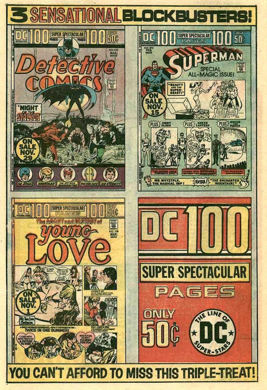 Read online Shazam! (1973) comic -  Issue #10 - 25