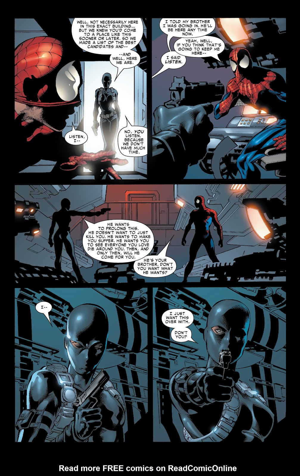 The Amazing Spider-Man by JMS Ultimate Collection issue TPB 3 (Part 2) - Page 99